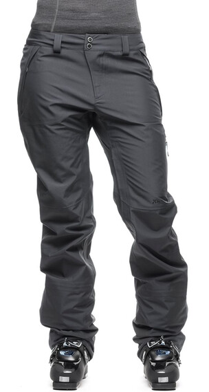 Houdini W's Corner Pants Rock Black